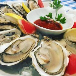Moustakallis Tavern Oysters