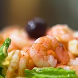 Moustakallis Tavern Shrimp Coctail