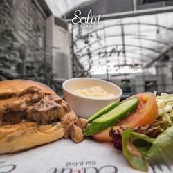 Salut Bar And Grill Burger