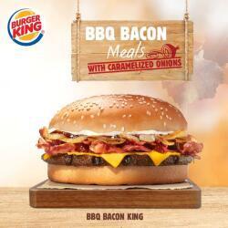 Burger King Bbq Bacon King