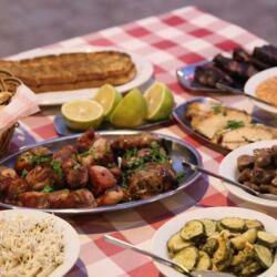 Agios Epiktitos Tavern Traditional Meze