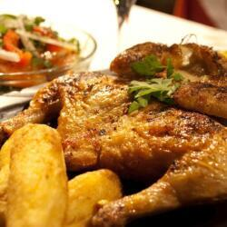 Mandra Tavern Baby Chicken