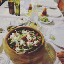 Mandra Tavern Cypriot Salad