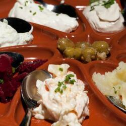 Mandra Tavern Traditional Cypriot Dips